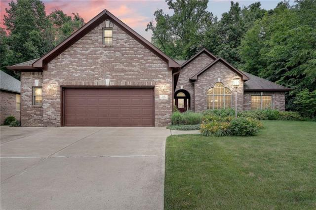 7829 Shady Woods Drive, Indianapolis, IN 46259 (MLS #21622763) :: Mike Price Realty Team - RE/MAX Centerstone