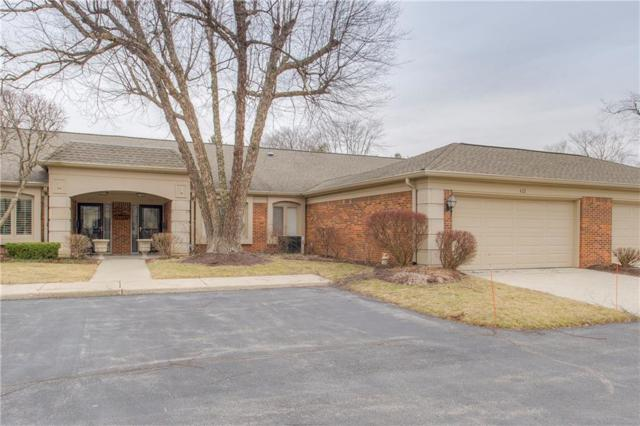 422 Bent Tree Lane #422, Indianapolis, IN 46260 (MLS #21622790) :: AR/haus Group Realty