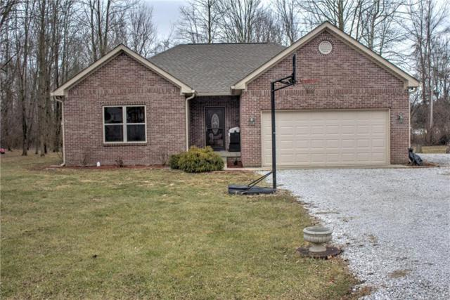 409 Mill Springs Drive, Fillmore, IN 46128 (MLS #21622812) :: FC Tucker Company