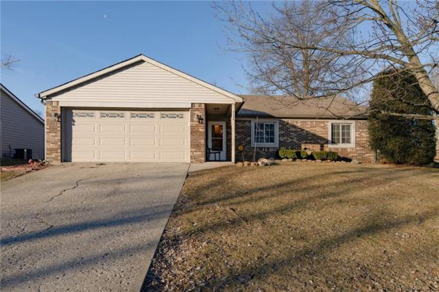 7734 Inverness Drive, Indianapolis, IN 46237 (MLS #21622831) :: The ORR Home Selling Team