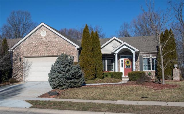10594 Aspen Drive, Fishers, IN 46037 (MLS #21622834) :: Mike Price Realty Team - RE/MAX Centerstone
