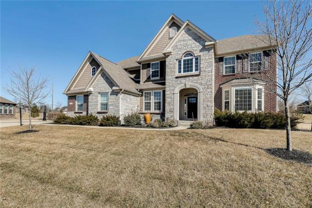 3706 Abney Highland Drive, Carmel, IN 46077 (MLS #21622835) :: Mike Price Realty Team - RE/MAX Centerstone