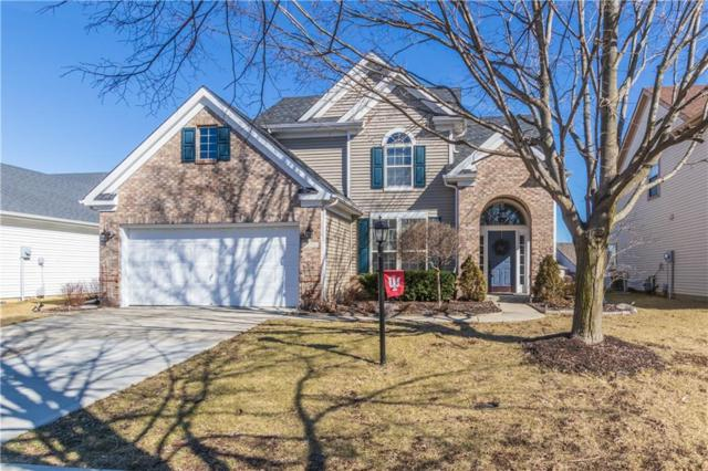 10182 Lauren Pass, Fishers, IN 46037 (MLS #21622839) :: Mike Price Realty Team - RE/MAX Centerstone