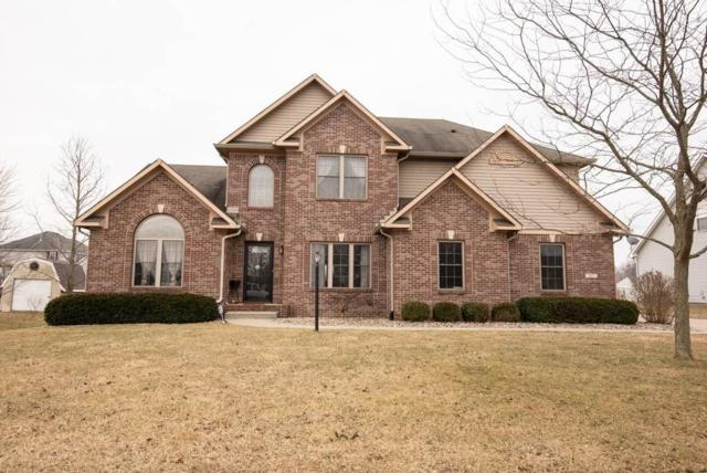 917 Constellation Way, Franklin, IN 46131 (MLS #21622884) :: Mike Price Realty Team - RE/MAX Centerstone