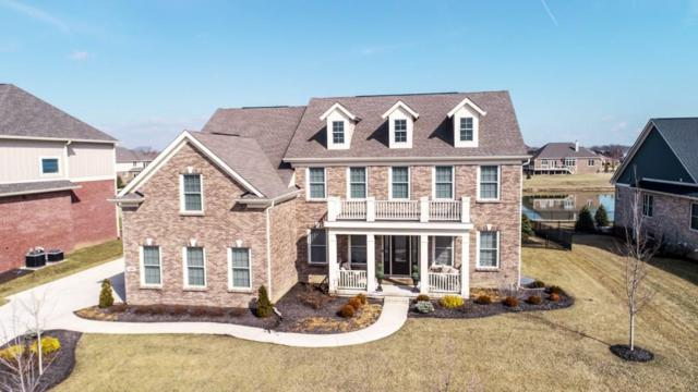 14404 Gainesway Circle, Fishers, IN 46040 (MLS #21622892) :: The ORR Home Selling Team