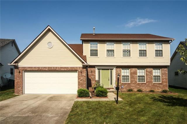 8348 Sawgrass Drive, Indianapolis, IN 46234 (MLS #21622893) :: Mike Price Realty Team - RE/MAX Centerstone