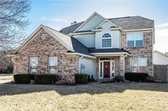 9045 Bryce Way, Fishers, IN 46038 (MLS #21622900) :: Mike Price Realty Team - RE/MAX Centerstone