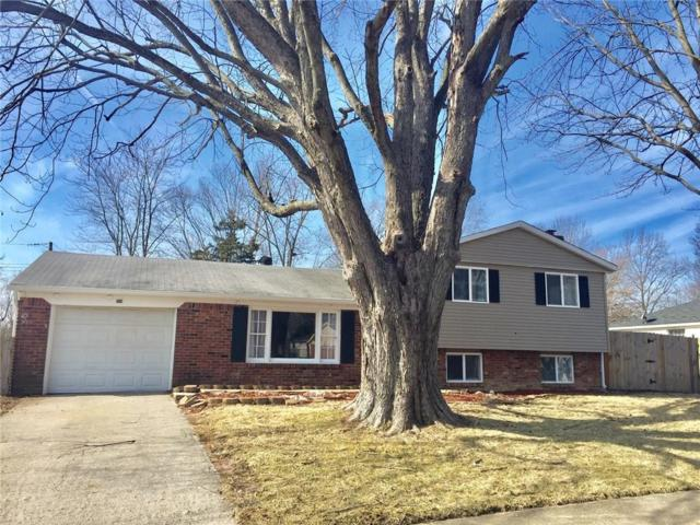 1948 Fairmont Court, Indianapolis, IN 46229 (MLS #21622958) :: Mike Price Realty Team - RE/MAX Centerstone