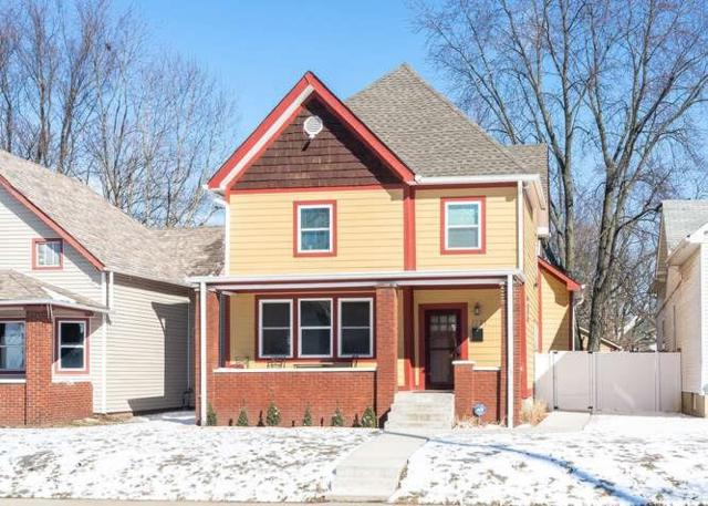 1121 N Rural Street, Indianapolis, IN 46201 (MLS #21623005) :: Mike Price Realty Team - RE/MAX Centerstone
