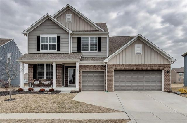 5633 Crowley Parkway, Whitestown, IN 46075 (MLS #21623018) :: Mike Price Realty Team - RE/MAX Centerstone
