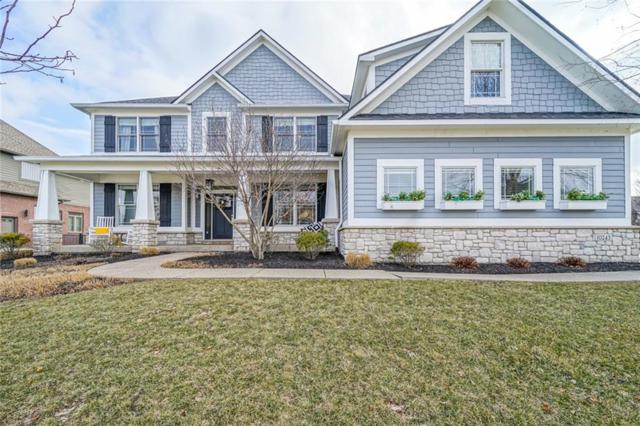 10243 Normandy Court, Fishers, IN 46040 (MLS #21623069) :: The ORR Home Selling Team