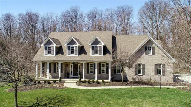 7278 Fox Hollow Ridge, Zionsville, IN 46077 (MLS #21623071) :: Mike Price Realty Team - RE/MAX Centerstone