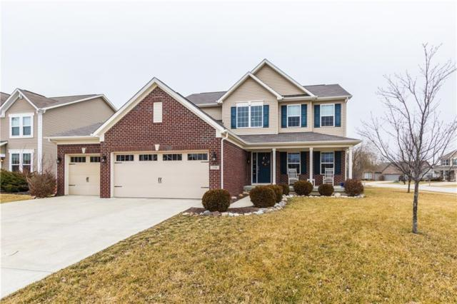 5590 Northlands Terrace, Plainfield, IN 46168 (MLS #21623113) :: Mike Price Realty Team - RE/MAX Centerstone