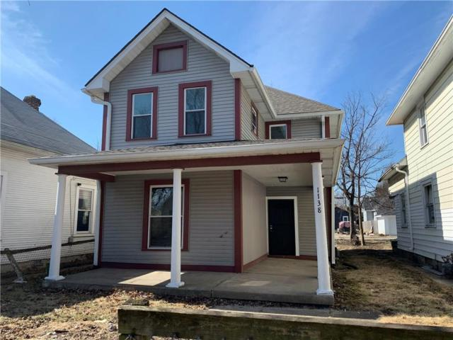 1138 Villa Avenue, Indianapolis, IN 46203 (MLS #21623163) :: Mike Price Realty Team - RE/MAX Centerstone