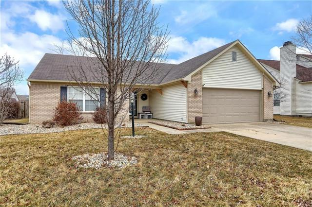 8548 Eagles Nest Drive, Avon, IN 46123 (MLS #21623164) :: Mike Price Realty Team - RE/MAX Centerstone