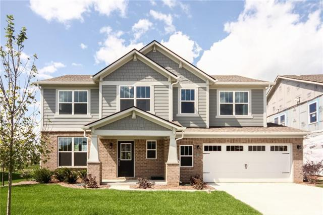 16137 Lavina Lane, Fishers, IN 46040 (MLS #21623172) :: Mike Price Realty Team - RE/MAX Centerstone
