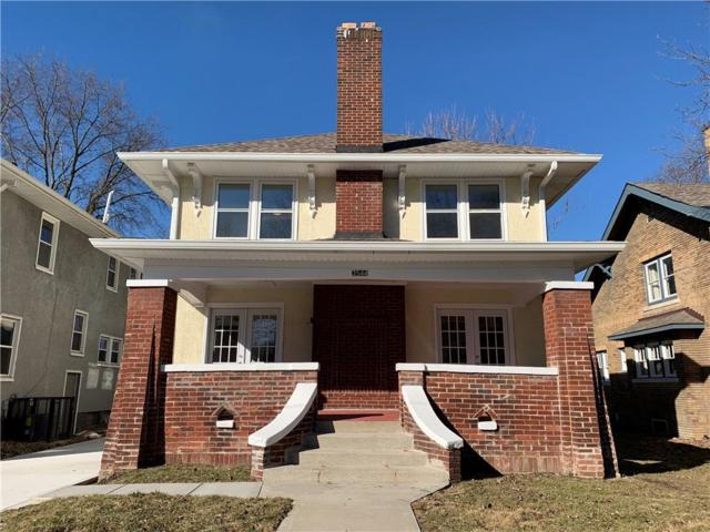 3544 N Guilford Avenue, Indianapolis, IN 46205 (MLS #21623173) :: AR/haus Group Realty