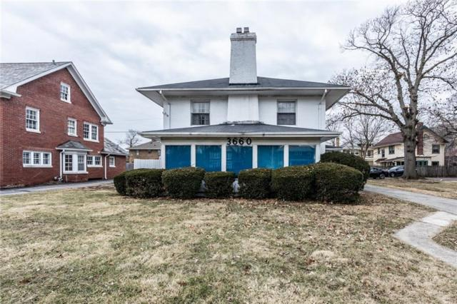 3660 Washington Boulevard, Indianapolis, IN 46205 (MLS #21623226) :: Richwine Elite Group