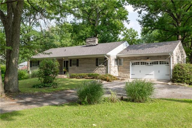 3410 Kessler Blvd E Drive, Indianapolis, IN 46220 (MLS #21623243) :: Mike Price Realty Team - RE/MAX Centerstone