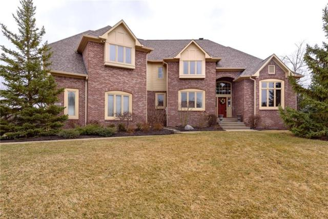 13691 Brookstone Drive, Carmel, IN 46032 (MLS #21623249) :: Mike Price Realty Team - RE/MAX Centerstone
