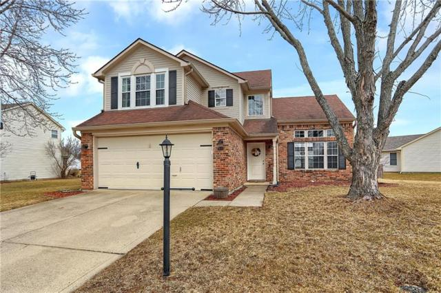 7622 Gold Coin Drive, Avon, IN 46123 (MLS #21623292) :: Mike Price Realty Team - RE/MAX Centerstone