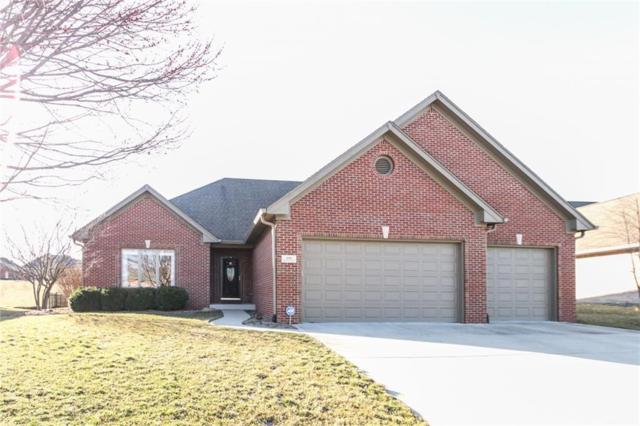 2891 Bloomsbury Drive S, Greenwood, IN 46143 (MLS #21623331) :: The ORR Home Selling Team