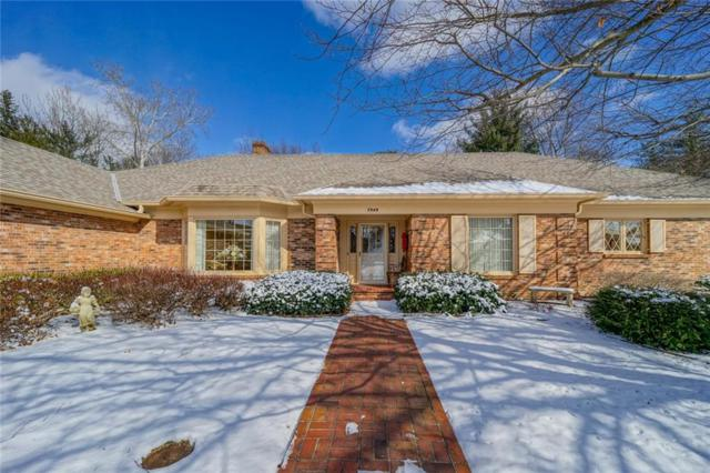 7949 Beaumont Green East Drive, Indianapolis, IN 46250 (MLS #21623336) :: Mike Price Realty Team - RE/MAX Centerstone