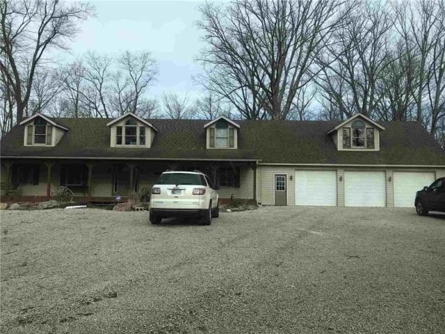 8777 E 200 N, Dunkirk, IN 47336 (MLS #21623352) :: The ORR Home Selling Team