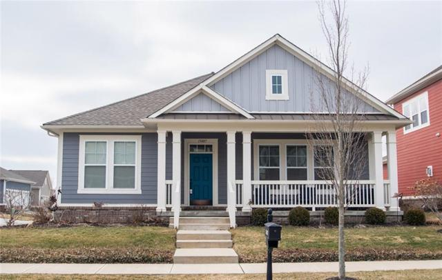 13407 Dorster Street, Fishers, IN 46037 (MLS #21623384) :: AR/haus Group Realty
