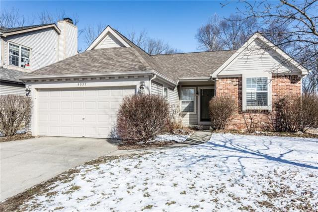 6032 Falcon Grove Court, Indianapolis, IN 46254 (MLS #21623413) :: Mike Price Realty Team - RE/MAX Centerstone
