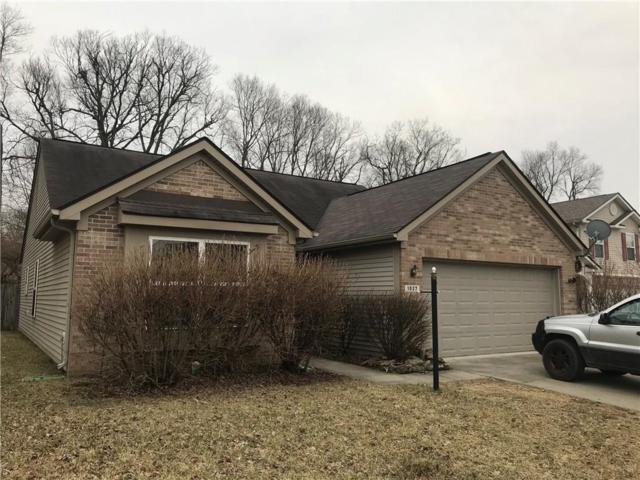 1027 Angus Lane, Indianapolis, IN 46217 (MLS #21623448) :: Mike Price Realty Team - RE/MAX Centerstone