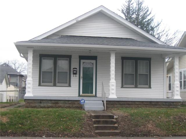 88 S 8th Avenue, Beech Grove, IN 46107 (MLS #21623449) :: HergGroup Indianapolis
