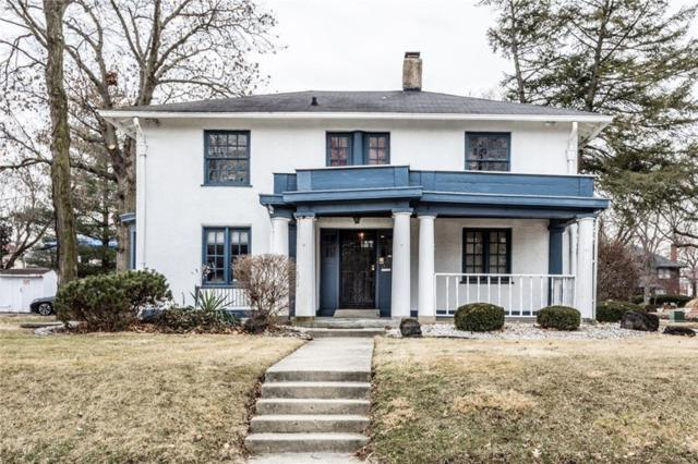 3676 Washington Boulevard, Indianapolis, IN 46205 (MLS #21623457) :: The Star Team | RE/MAX Realty Group