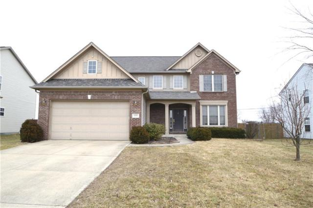 1393 Vinewood Drive, Greenwood, IN 46143 (MLS #21623469) :: Mike Price Realty Team - RE/MAX Centerstone
