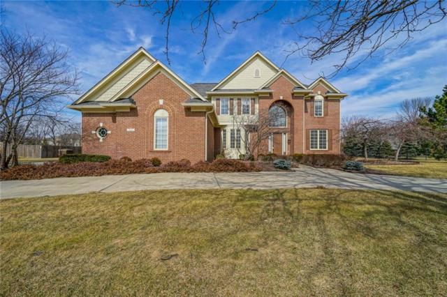 2864 Towne Drive, Carmel, IN 46032 (MLS #21623480) :: Mike Price Realty Team - RE/MAX Centerstone