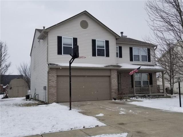 1867 Brookview Drive, Brownsburg, IN 46112 (MLS #21623497) :: The ORR Home Selling Team