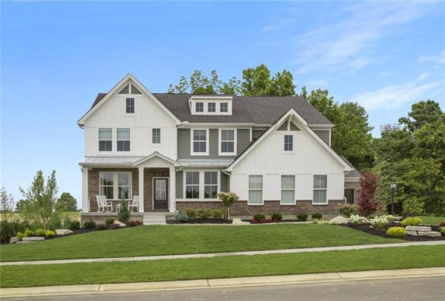 6345 Mayfield Lane, Zionsville, IN 46077 (MLS #21623504) :: Mike Price Realty Team - RE/MAX Centerstone