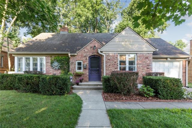 6226 N Delaware Street, Indianapolis, IN 46220 (MLS #21623559) :: Mike Price Realty Team - RE/MAX Centerstone