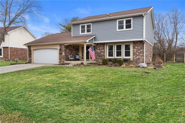 108 Maplewood Drive, Noblesville, IN 46062 (MLS #21623564) :: Mike Price Realty Team - RE/MAX Centerstone