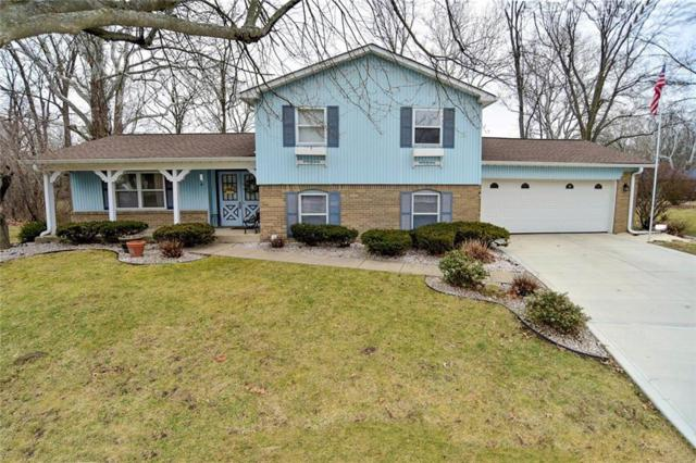 535 Montrose Court, Indianapolis, IN 46234 (MLS #21623637) :: Mike Price Realty Team - RE/MAX Centerstone