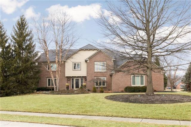 5339 Woodfield Drive N, Carmel, IN 46033 (MLS #21623638) :: Mike Price Realty Team - RE/MAX Centerstone