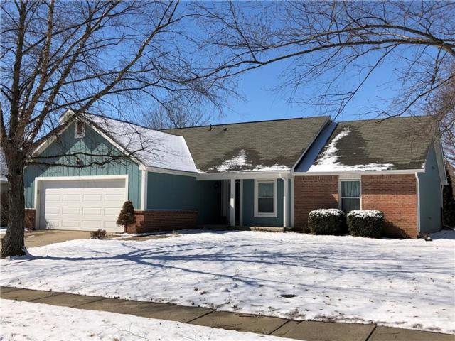 7816 Camberwood Drive, Indianapolis, IN 46268 (MLS #21623663) :: Mike Price Realty Team - RE/MAX Centerstone