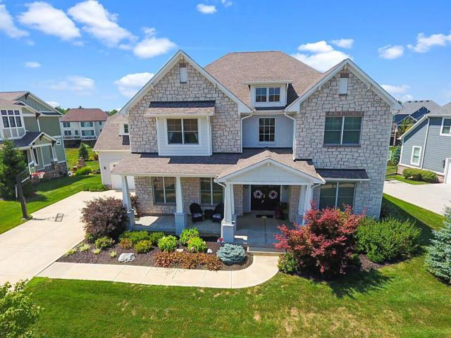 16740 Morris Manor Court, Westfield, IN 46062 (MLS #21623684) :: The Evelo Team