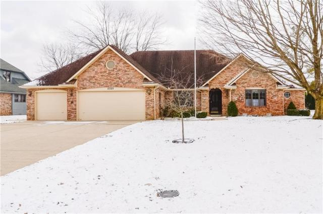 2325 Hillcrest Avenue, Anderson, IN 46011 (MLS #21623697) :: Mike Price Realty Team - RE/MAX Centerstone