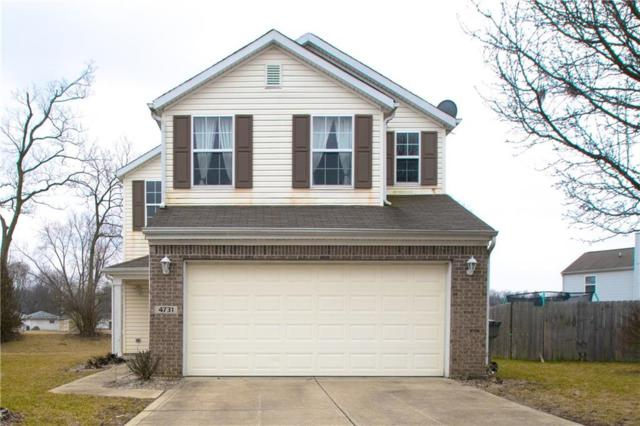 4731 Eva Court, Indianapolis, IN 46227 (MLS #21623700) :: Mike Price Realty Team - RE/MAX Centerstone
