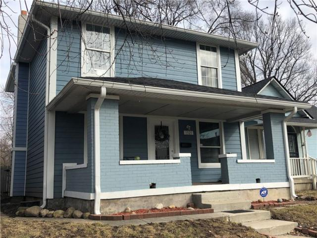 1525 Linden Street, Indianapolis, IN 46203 (MLS #21623711) :: Mike Price Realty Team - RE/MAX Centerstone