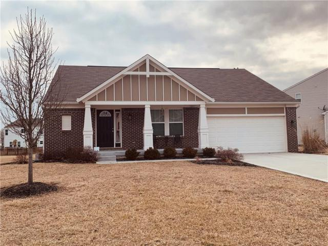 2448 Sandi Drive, Avon, IN 46123 (MLS #21623733) :: Mike Price Realty Team - RE/MAX Centerstone
