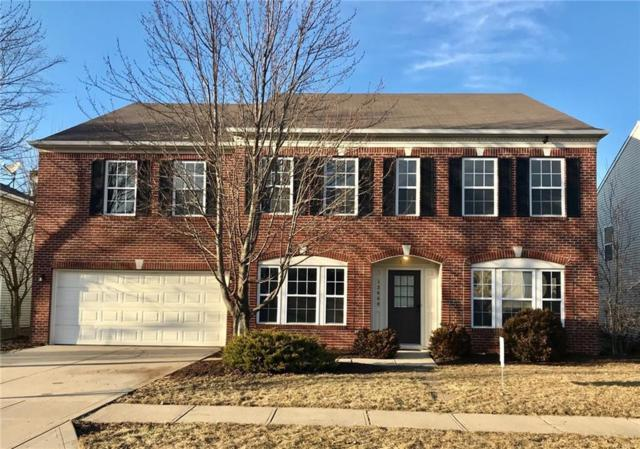 12660 Majestic Way, Fishers, IN 46037 (MLS #21623743) :: AR/haus Group Realty