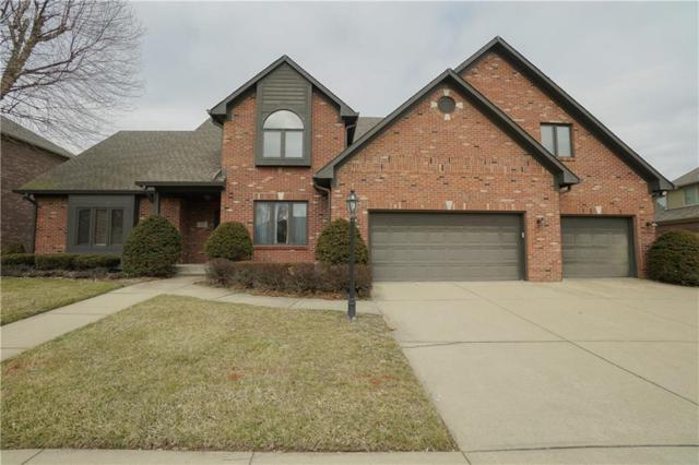 1718 Delaney Drive, Indianapolis, IN 46217 (MLS #21623759) :: Mike Price Realty Team - RE/MAX Centerstone