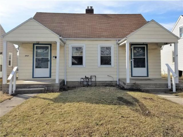 2925 Noble Street, Anderson, IN 46016 (MLS #21623775) :: Mike Price Realty Team - RE/MAX Centerstone